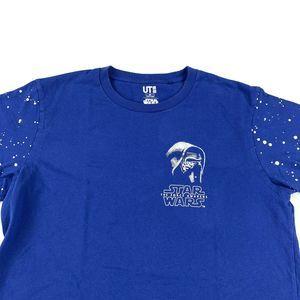 Uniqlo X Star Wars The Force Awakens T-Shirt